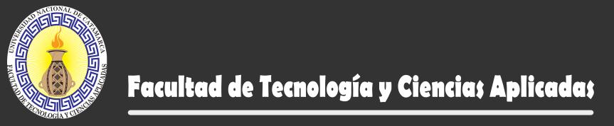 Facultad de Tecnología – UNCA